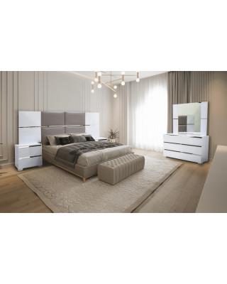 Britney 3 Piece Bedroom Suite