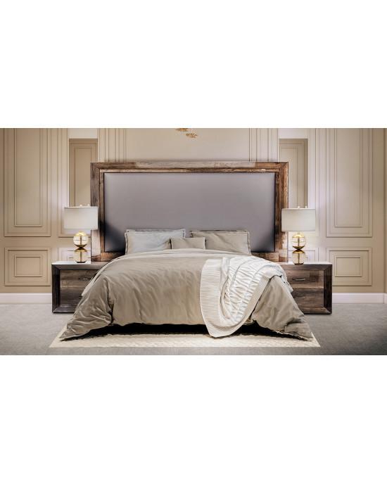 Riatto 3pce Bedroom Large Headboard