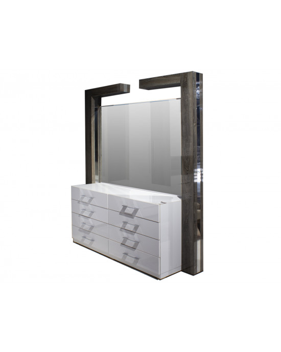 Rossi Dresser And Mirror