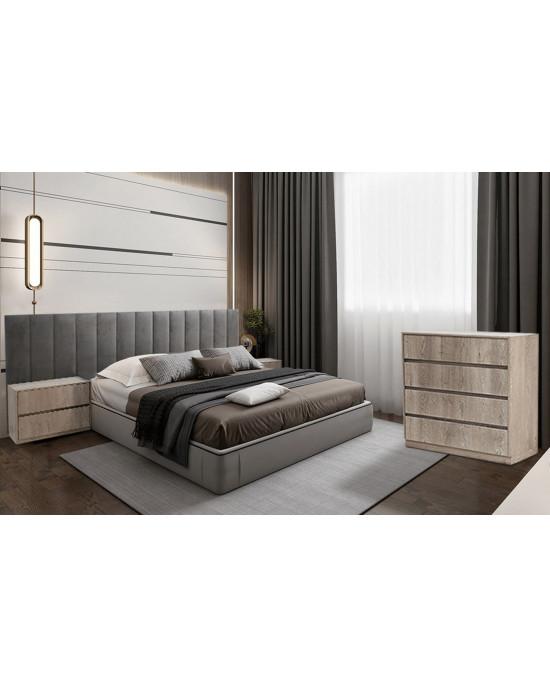 Sahara 3 Piece Bedroom Suite