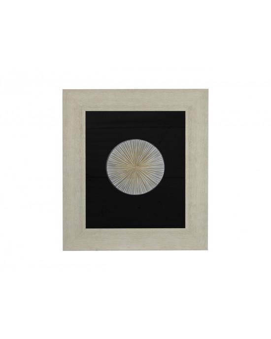 My7363-0021A Framed Object Art