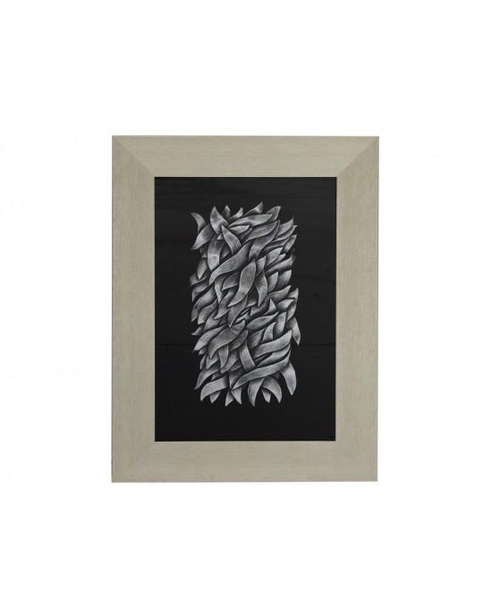 My8563-0005/B Framed Object Art