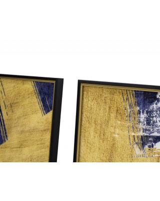 LTZ-18050018  Ultra Glass Art Set of 2