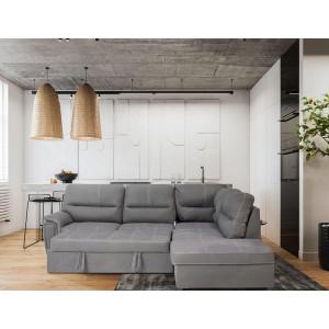 Francesca Cnr / Sleeper Grey