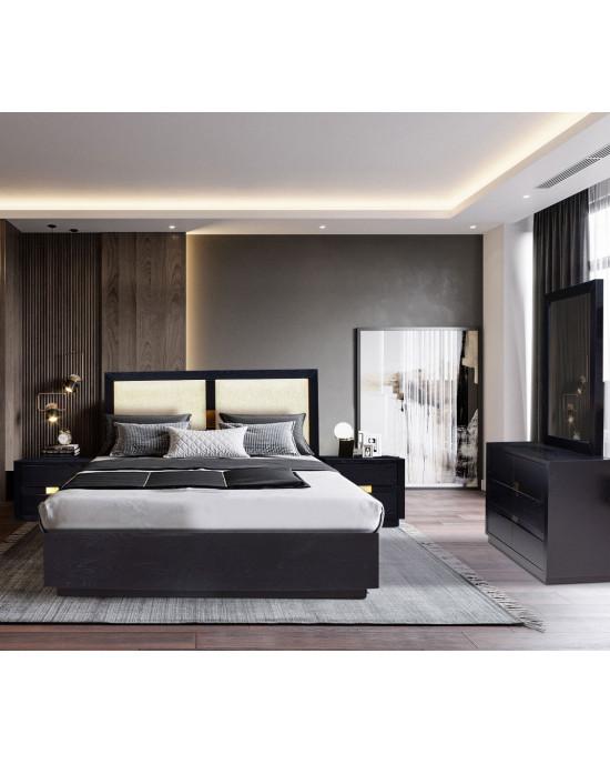 Luxe 3 Piece Bedroom Suite