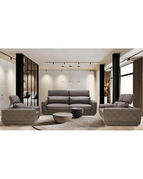 San Marino Lounge Suite Brown
