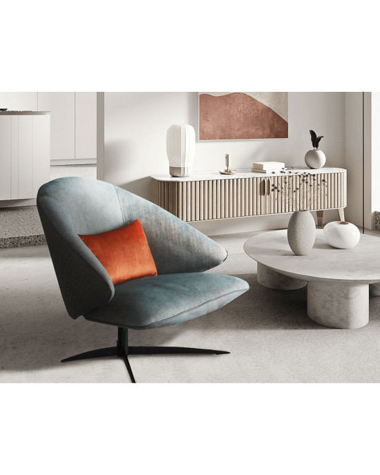 Antis Occasional Chair Grey