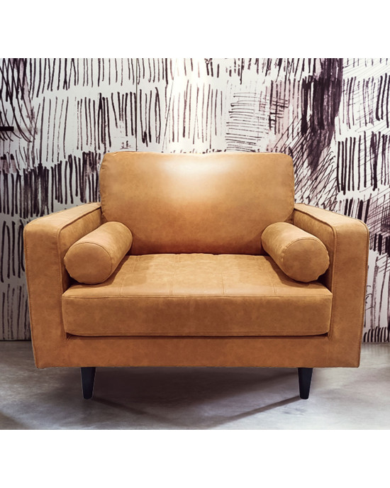 Teresa 1 Div Couch Tan