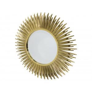 Star Mirror KA-48-09 D90 Teel  Gold