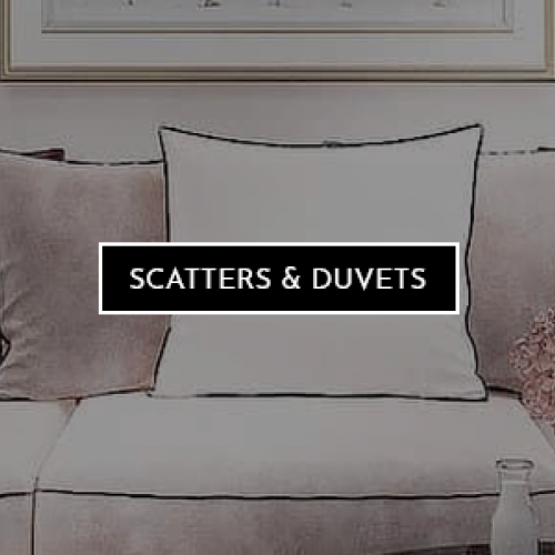 Scatters and Duvets