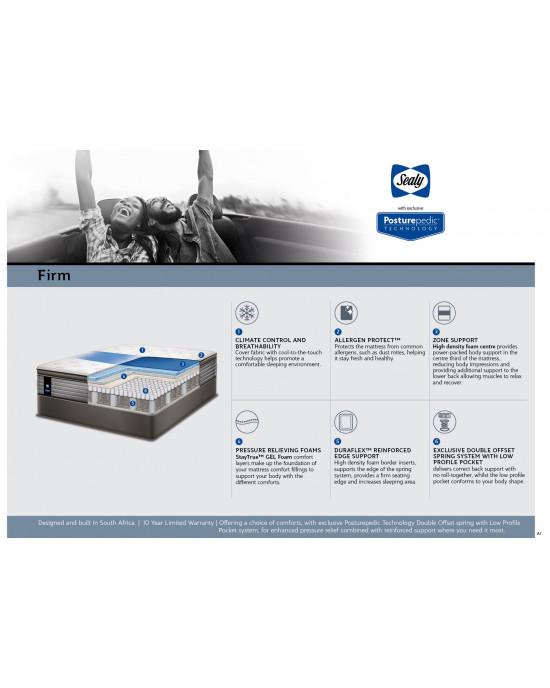 Sealy Posturepedic Alon Firm Mattress