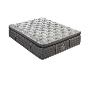 Sealy Crown Jewel Lindsay Plush Mattress Queen Size
