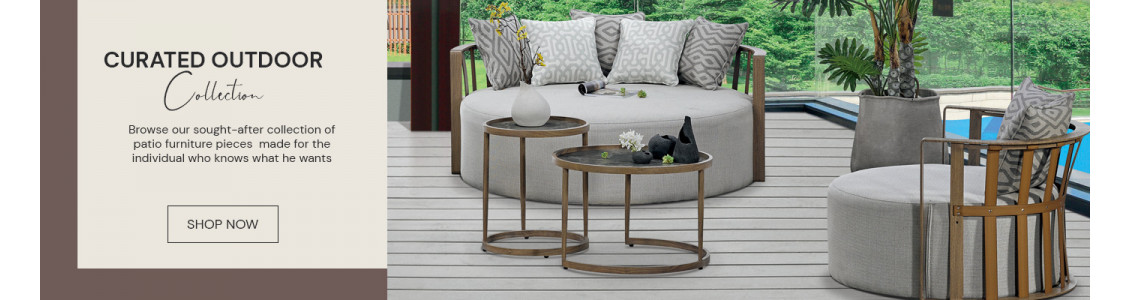 Curated Outdoor Collection