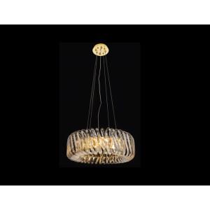 LIT78109-4 Golden Chandelier