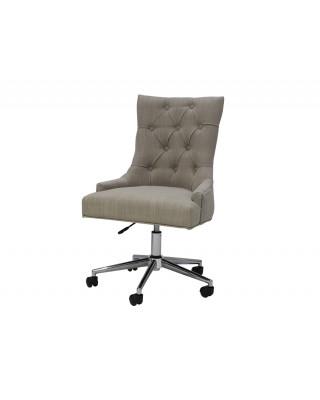 Ariana Office Chair Grey/Beige