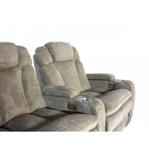 Bentayga 2 Seater Cinema Stone