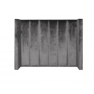 Bolster Vertical Panel Headboard King Size