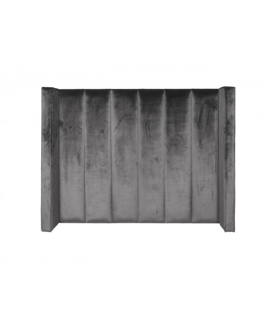 Bolster Vertical Panel Headboard Queen