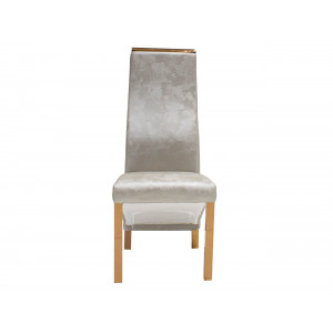 Chanel Dining Chair Champagne With Rose Gold