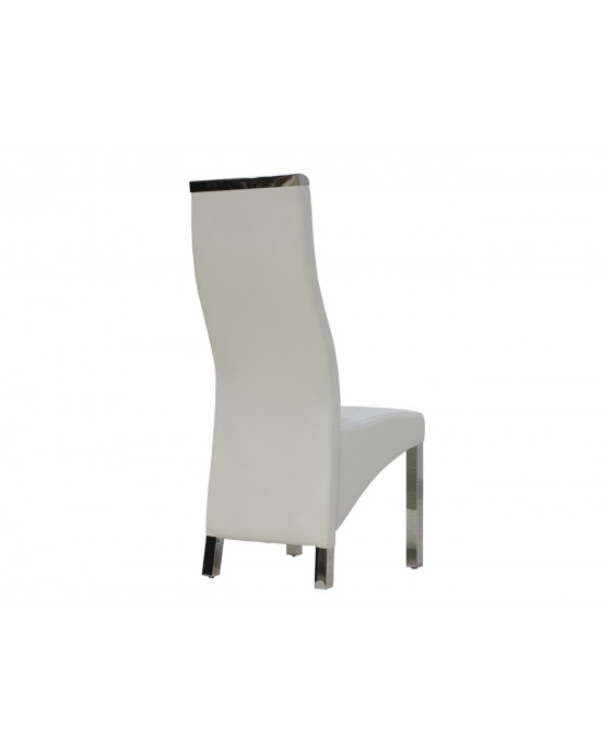 Chanel Dining Chair White