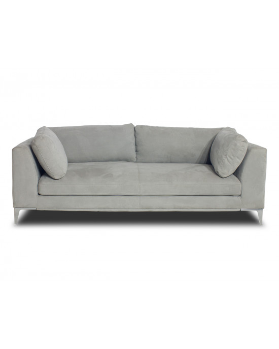 Columbia 3 Div Couch Nappa Elephant