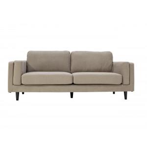 Arturo 3 Division Couch Beige