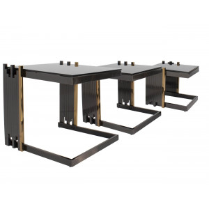 Comit Set Of 3 End Tables