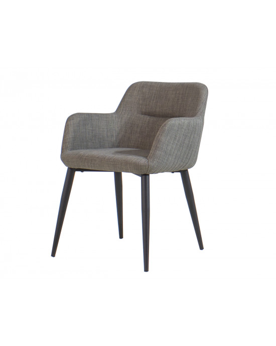 Marina ES-MO-02 Dining Chair Grey