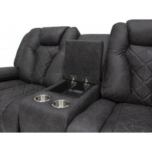 Massimo 3pce Lounge Suite Grey