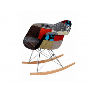 Patchwork Rocker