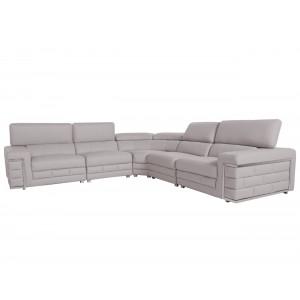 Petra Corner Suite Grey