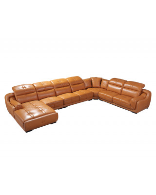 Piero Corner Lounge Suite Gold