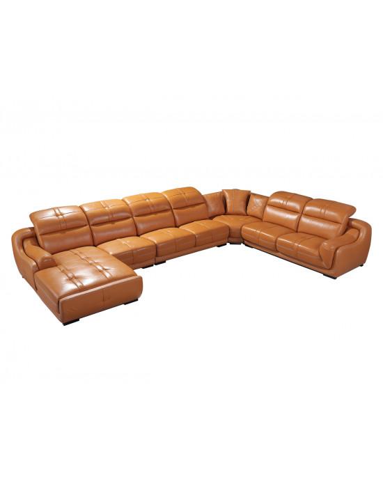 Piero Corner Lounge Suite Gold
