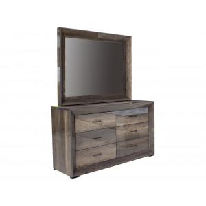 Riatto  Dresser And Mirror