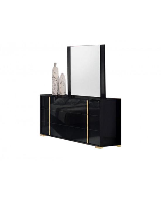 Alysha Dresser and Mirror