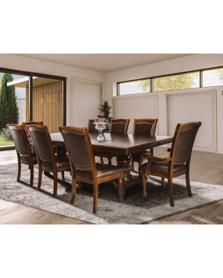 Lincoln 9 Pce Dining Room Suite