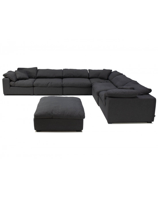 Morbida  Sectional Corner Black