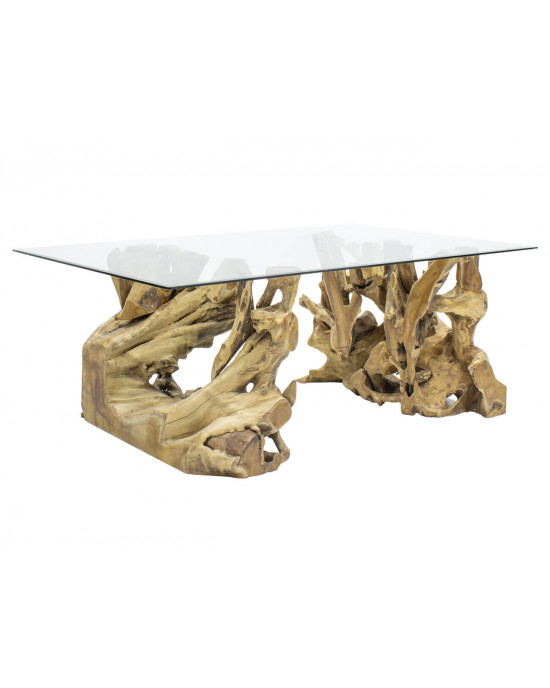Organic Rectangular Dining Table