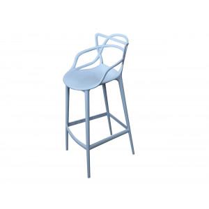 Snake  Barchair Grey