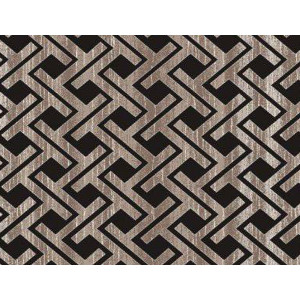 Supersoft Rug 4204A Anthracite/ Brown