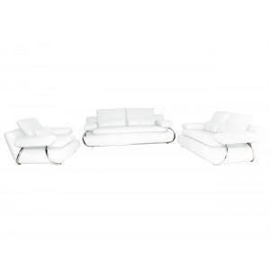 Adelina  Lounge Suite White