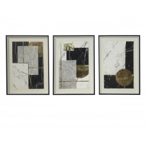 LTC-19020016/17/18 Set Of 3 Framed Wall Art