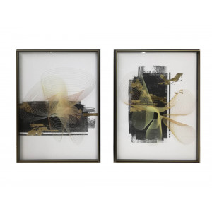 LTY-19080113/14 Set Of 2 Framed Wall Art