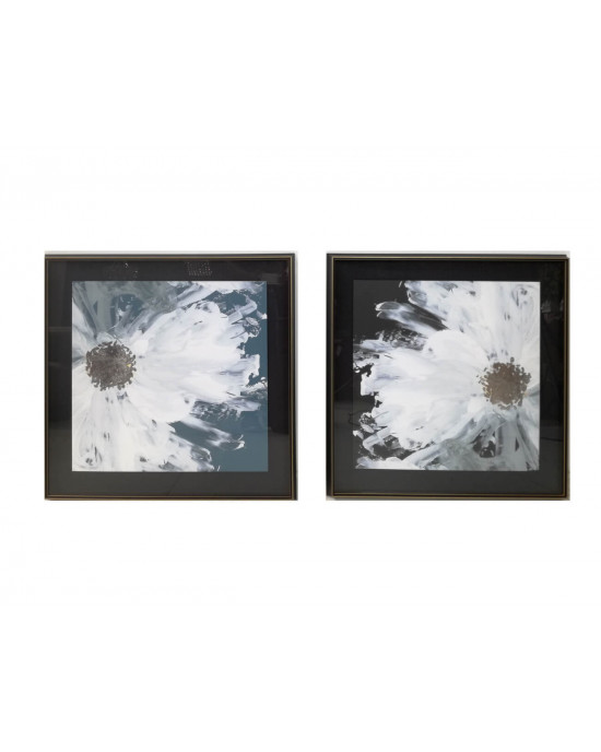 LTY-19040001/02 Set Of 2 Framed Wall Art