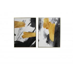 LTC-19020055/56 Set Of 2 Framed Wall Art