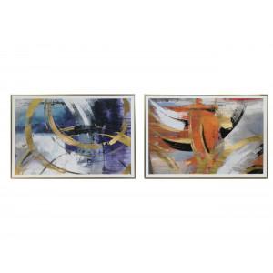 LTY-17080412/13 Set Of 2 Framed Wall Art
