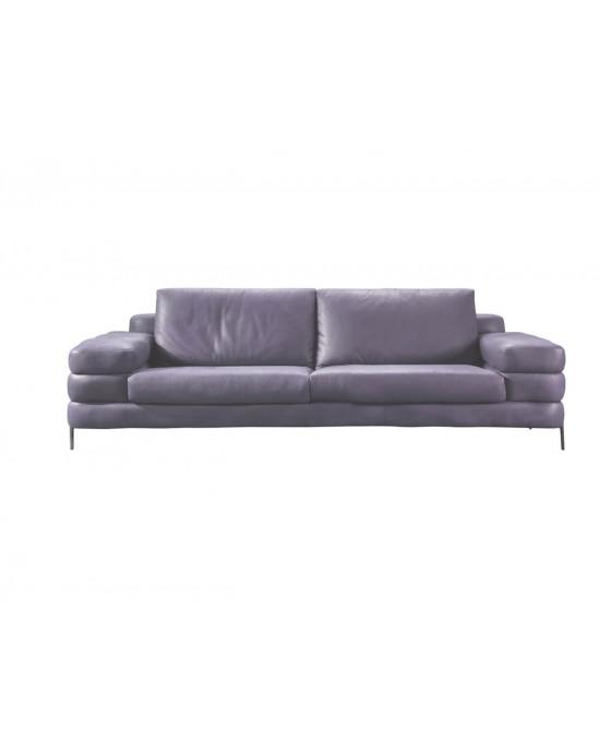 Maldini 2 Div Couch - Grey
