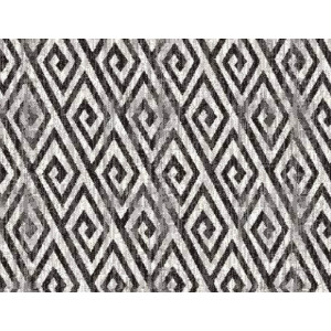 Supersoft Rug White/Anthracite