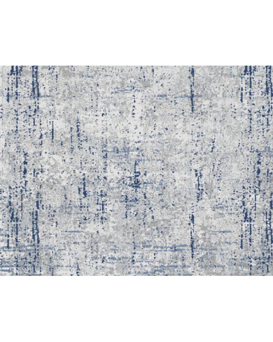 Antik Rug 5063A Cream /P.D Blue 80cm x 500cm