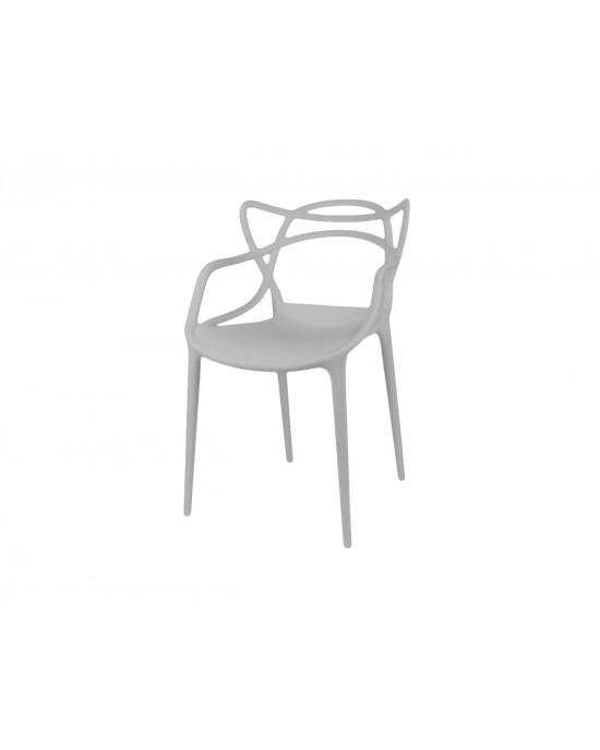 Snake Leisure Chair Grey